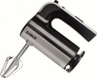 Mixer Samus SMX-302 300W 5 viteze + Turbo Negru