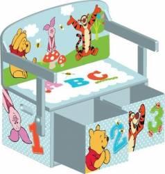 Mobilier 2 in 1 pentru depozitare jucarii Disney Winnie The Pooh Mobila si Depozitare jucarii