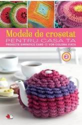 Modele De Crosetat Pentru Casa Ta Vol.2 - Brett Bata