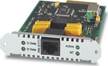 Modul Allied Telesis 1-Port E1T1 Primary Rate ISDN PIC