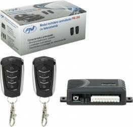 Modul inchidere centralizata PNI 288 cu telecomanda Alarme auto si Senzori de parcare