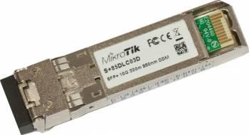 Modul SFP+ Mikrotik S+85DLC03D 10Gb SR-LC Accesorii retea