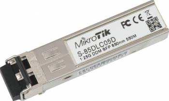 Transceiver SFP Mikrotik S-85DLC05D Dual LC