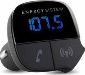 Modulator auto FM Bluetooth Energy Sistem Music Player Auto