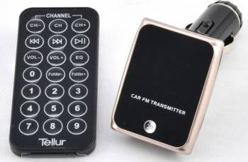 Modulator auto FM Tellur T692-M Player Auto