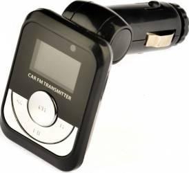 Modulator auto FM Tellur T844-C Black