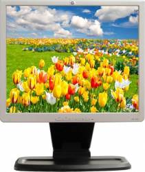 Monitor LCD 17 HP L1740 SXGA Argintiu-Negru Refurbished