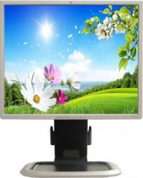 Monitor LCD 19 HP 1955 SXGA Argintiu-Negru Refurbished