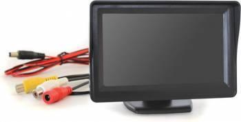 Monitor auto de 4.3inch pentru redare camera Monitoare auto