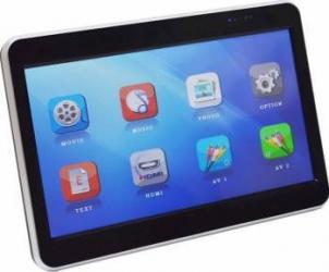 Monitor auto multimedia PNI MD09 HD negru cu ecran tactil de 9 inch Monitoare auto