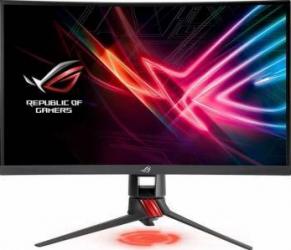 Monitor Gaming Curbat LED 27 Asus ROG Strix XG27VQ FullHD 144Hz FreeSync 4ms