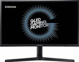 Monitor Gaming Curbat LED 27 Samsung LC27FG73FQUXEN Full HD 144Hz FreeSync 1ms Monitoare LCD LED
