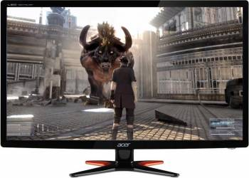 Monitor Gaming LCD 24 Acer GN246HLBBID Full HD 1ms 144Hz Negru monitoare lcd led
