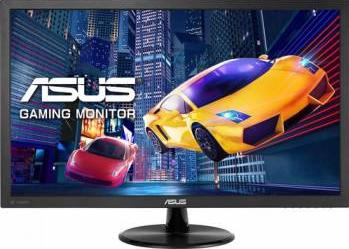 Monitor Gaming LED 23.6 Asus VP247QG Full HD FreeSync 1ms Monitoare LCD LED