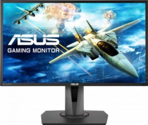 Monitor Gaming LED 24 Asus MG248QR Full HD 144Hz 1ms FreeSync Monitoare LCD LED