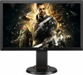 Monitor Gaming LED 24 BenQ RL2460HT Full HD 1ms Negru Ref.