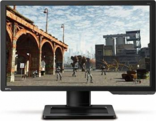 Monitor Gaming LED 24 BenQ XL2411Z 1ms 144Hz FullHD Black Ref. Monitoare LCD LED Reconditionate