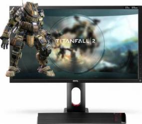 Monitor Gaming LED 24 BenQ XL2420G FullHD 1ms 144Hz G-sync Ref.