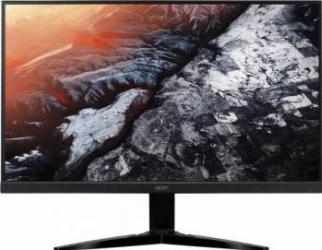 Monitor Gaming LED 24.5 Acer KG251Q Full HD 1ms FreeSync 75hz Monitoare LCD LED