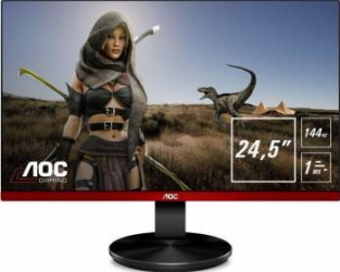 Monitor Gaming LED 25 AOC G2590PX Full HD 1ms 144Hz FreeSync Monitoare LCD LED