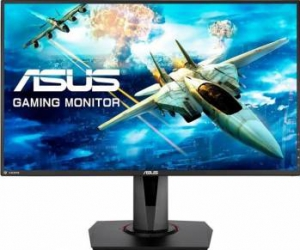 Monitor Gaming LED 27 Asus VG278Q Full HD 144Hz 1ms FreeSync Monitoare LCD LED
