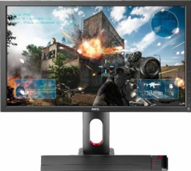 Monitor Gaming LED 27 BenQ Zowie XL2720 Full HD 1 ms 144 Hz Negru Refurbished Monitoare LCD LED Reconditionate
