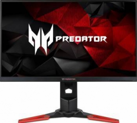 Monitor Gaming LED 27 Acer Predator XB271HU WQHD 4ms 165Hz IPS G-Sync Monitoare LCD LED