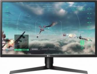 pret preturi Monitor Gaming LED 27 LG 27GK750F-B Full HD 1ms 240Hz FreeSync Resigilat