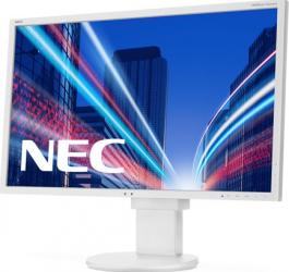 Monitor LED 21.5 Nec MultiSync EA224WMi IPS Full HD White Monitoare LCD LED