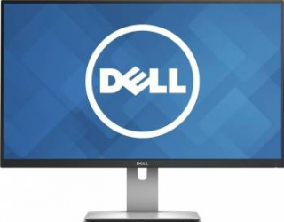 Monitor IPS 27 Dell UltraSharp U2715H WQHD IPS Negru Monitoare LCD LED