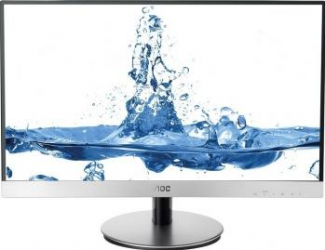 imagine Monitor IPS LED 23 AOC I2369VM Full HD - Silver i2369vm