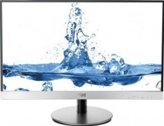 Monitor IPS LED 23 AOC I2369VM Full HD - Silver