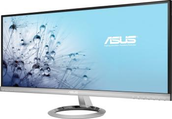 Monitor LED 29 Asus MX299Q UW-UXGA IPS 5ms Negru-Argintiu Monitoare LCD LED