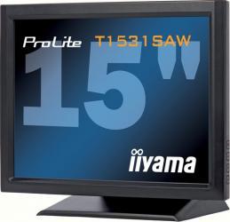 imagine Monitor LCD 15 Iiyama Touchscreen ProLite T1531SAW-B1 prolite t1531saw