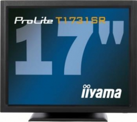 Monitor LCD 17 Iiyama Pro Lite T1731SR Touch Screen SXGA 5ms Negru Monitoare LCD LED