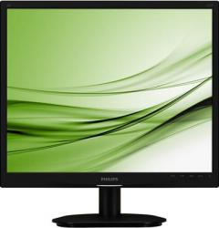 imagine Monitor LCD 19 Philips 19S4LSB S-line - Negru Lucios 19s4lsb/00