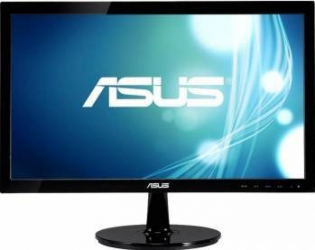 Monitor LED 20 Asus VS207DF WXGA 5ms Monitoare LCD LED