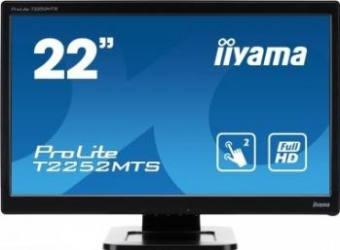 imagine Monitor LCD 21.5 Iiyama ProLite T2252MTS Full HD t2252mts-b3