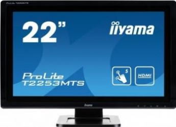 imagine Monitor LCD 21.5 Iiyama ProLite T2253MTS Full HD t2253mts-gb1