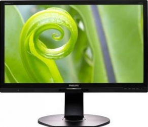 Monitor LCD 21.5 Philips 221P6EPYEB Full HD IPS 5ms Negru