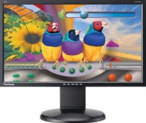 imagine Monitor LCD 22 Viewsonic VG2227WM Full HD vis53090