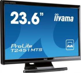 imagine Monitor LCD 24 Iiyama MultiTouch ProLite T2451MTS Full HD prolite t2451mts