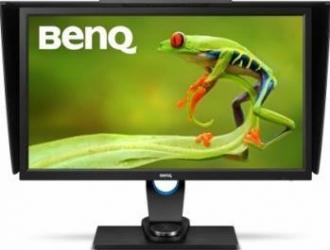 Monitor LCD 27 BenQ SW2700PT WQHD 5ms Negru Monitoare LCD LED