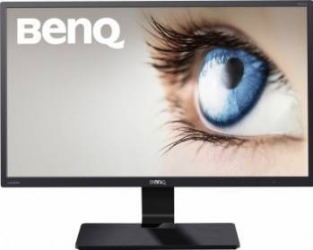 Monitor LCD 23.8 BenQ GW2470H Full HD 4ms Negru Refurbished Monitoare LCD LED Reconditionate