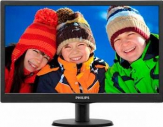 Monitor LED 18.5 Philips 193V5LSB2/62 WXGA 5ms