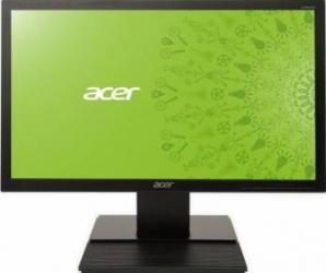 Monitor LED Acer V196HQLAB WXGA 5ms Black Monitoare LCD LED