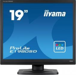 imagine Monitor LED 19 iiyama Prolite E1980SD-B1 e1980sd-b1
