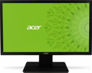Monitor LED Acer V206HQLBB WXGA Black 5ms Monitoare LCD LED