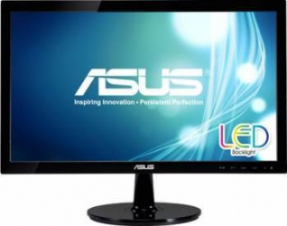 Monitor LED 19.5 Asus VS207T-P HD+ 5ms Negru Monitoare LCD LED