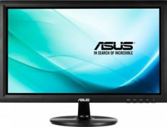 imagine Monitor LED 19.5 Asus VT207N HD+ 5ms TouchScreen Negru vt207n